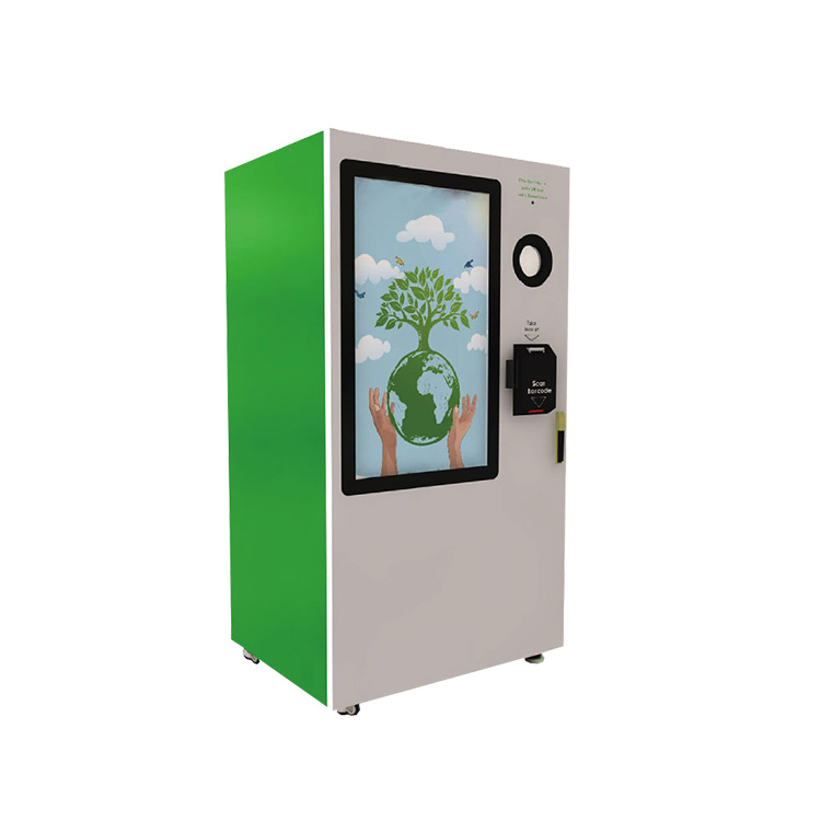 Smart Beverage Bottle Recycling Machine