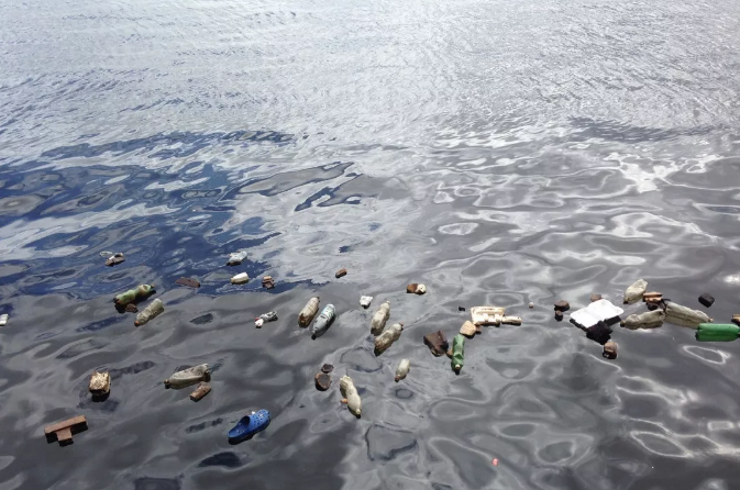 Hey! The Plastic Bottle that you Throw away does not actually go Far